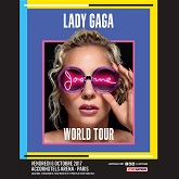 LADY GAGA : billet et place de concert