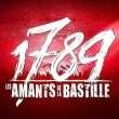 1789, LES AMANTS DE LA BASTILLE : billet et place de concert