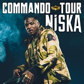 NISKA : billet et place de concert