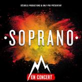 SOPRANO : billet et place de concert