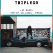Concert TRIPLEGO + JUXEBOX à PARIS @ Pop-Up! - Billets & Places
