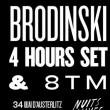 Soirée Brodinski & 8TM à PARIS @ Nuits Fauves - Billets & Places