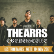 Concert THE ARRS + SMASH HIT COMBO + DOWNFALL