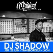 Concert show #1 : DJ SHADOW