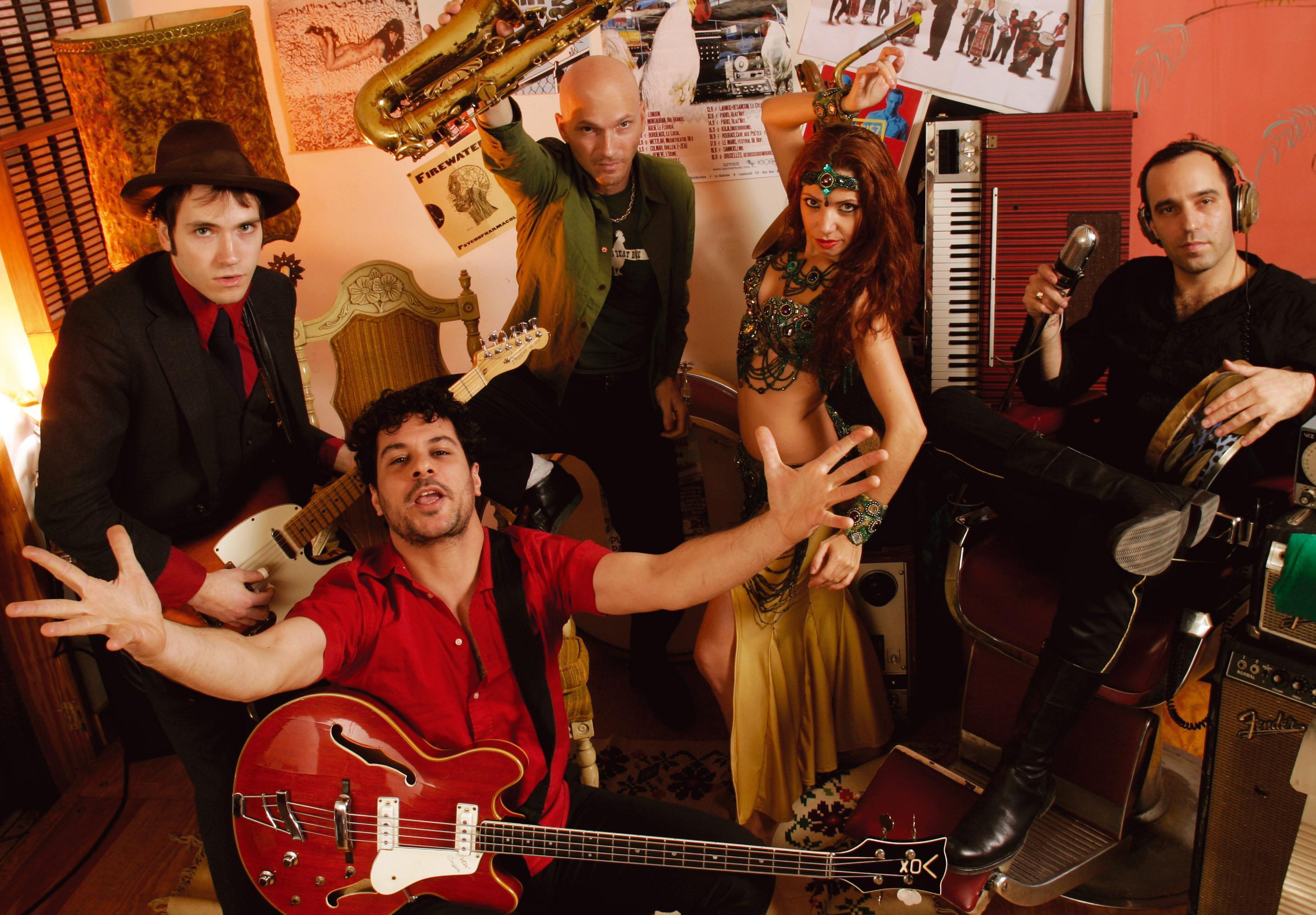 BALKAN BEAT BOX : billet et place de concert