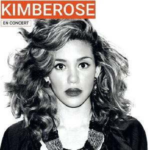 KIMBEROSE : billet et place de concert
