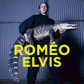 ROMEO ELVIS : billet et place de concert