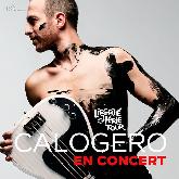 CALOGERO : billet et place de concert