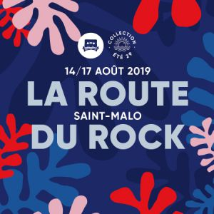 La Route Du Rock - Collection Été - Forfaits 3 Jours