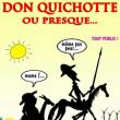Théâtre Don Quichotte ou presque