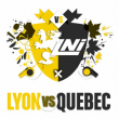 Spectacle  MATCH D'IMPROVISATION - LYON VS QUÉBEC