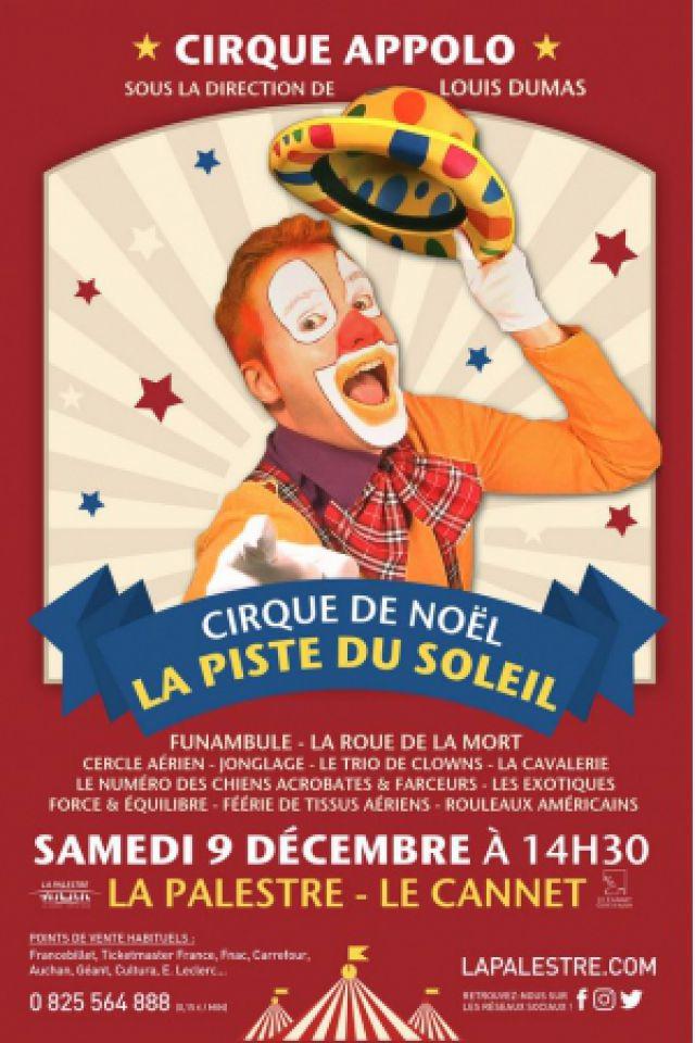 CIRQUE APPOLO @ LA PALESTRE - LE CANNET