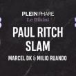Concert PLEIN PHARE INVITE PAUL RITCH, SLAM à RAMONVILLE @ LE BIKINI - Billets & Places