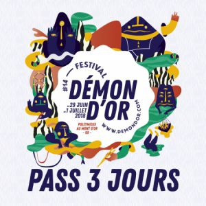 Festival DEMON D'OR 2018 - PASS 3 JOURS à POLEYMIEUX AU MONT D'OR @ Terrain de 4x4 - Billets & Places
