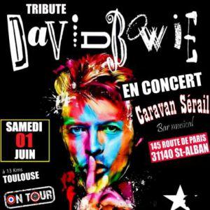 Concert Heroes Star (Tribute David Bowie) - Caravan Serail