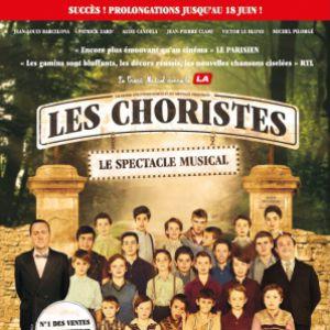 LES CHORISTES @ Théâtre des Folies Bergère - Paris