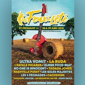 Festival Les Feux De L'été - Pass 2 Jours