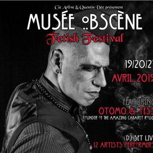 Musée Obscène Festival - Le Musée Obsène / Samedi