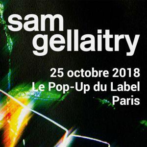 Sam Gellaitry @ Pop-Up! - PARIS