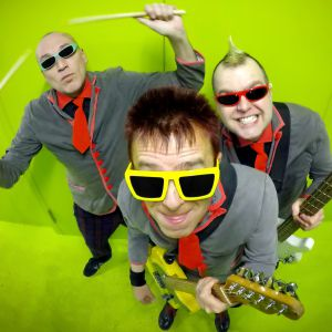 "The Toy Dolls ""40Th Anniversary Shows"""