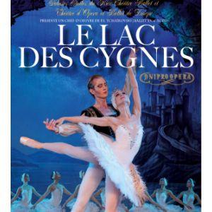 LE LAC DES CYGNES - OPERA NATIONAL DE KAZAN-TATARSTAN @ Le Colisée - Théâtre de Roubaix - ROUBAIX