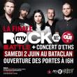 Finale MyROCK Battle 2012 + Concert ETHS à PARIS @ LE BATACLAN - Billets & Places