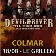 Concert DEVILDRIVER + guests à COLMAR @ Le GRILLEN - Billets & Places