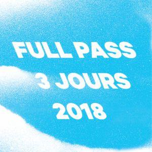 MIDI FESTIVAL - FULL PASS 3 JOURS @ Hippodrome + MIDI Night + Villa Noailles - HYÈRES