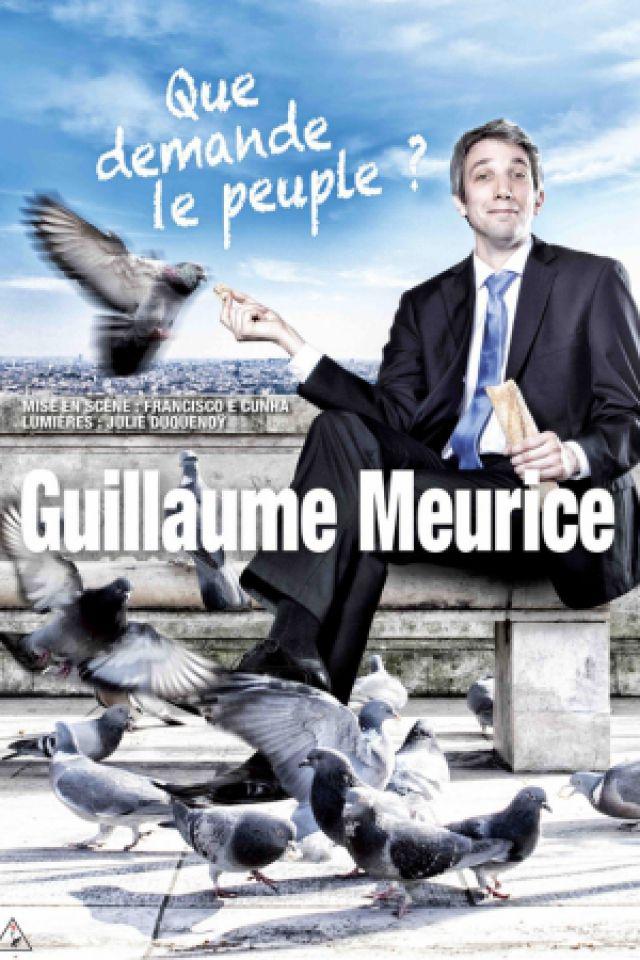 GUILLAUME MEURICE @ Salle Marcel Sembat - Chalon sur Saône