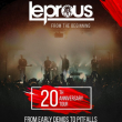 Concert LEPROUS 20TH ANNIVERSARY TOUR