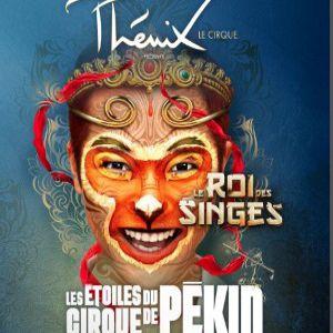 LES ETOILES DU CIRQUE DE PEKIN   @ Zénith Oméga - Toulon