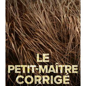 Le Petit Maître Corrigé - Marivaux -Le Relais