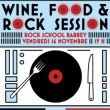 Affiche Wine, food & rock session