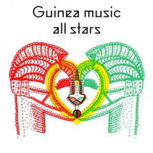 Guinea Music All Stars Avec Moh! Kouyate