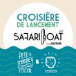Concert OPENING CROISIÈRE SAFARI : PAIN SURPRISES & PETE THE MONKEY à PARIS @ Safari Boat - Quai St Bernard - Billets & Places