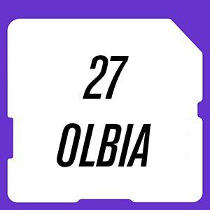 27 Juillet - Olbia