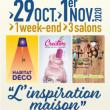 Salon L'INSPIRATION MAISON: HABITAT DÉCO - CREATIVA - CUISINE & SAVEURS à NANTES @ Parc des Expositions - Nantes - Billets & Places