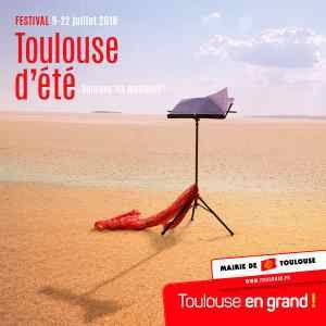 FESTIVAL TOULOUSE D'ÉTÉ - LES ANCHES HANTEES @ Cloître des Jacobins - TOULOUSE