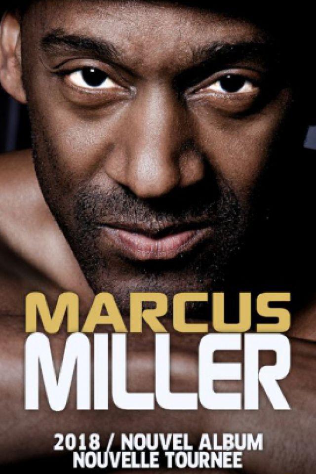 MARCUS MILLER @ PMC - Salle Erasme - Strasbourg