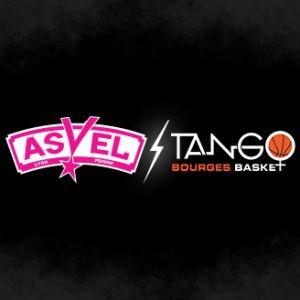 LYON ASVEL FEMININ / BOURGES  @ Astroballe - Villeurbanne