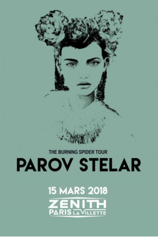 PAROV STELAR @ Zénith Paris La Villette - Paris