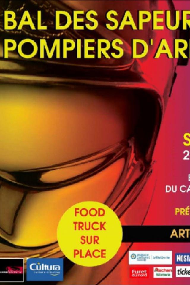 BAL DES POMPIERS D'ARRAS @ Artois Expo  - Saint Laurent-Blangy