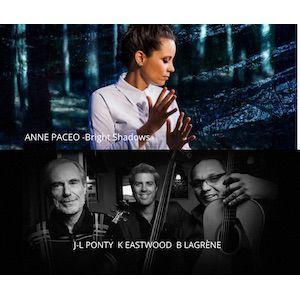 Anne Paceo-Bright Shadows // J-L Ponty, B Lagrène & K Eastwood