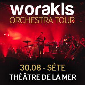 Worakls Orchestra - Theatre De La Mer