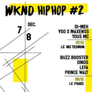 Di-meh, VSO x Maxenss et Yous MC @ LE METRONUM - TOULOUSE