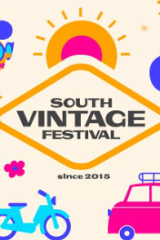 Billets SOUTH VINTAGE FESTIVAL 2018 - Lundi 21 Mai - Le Domaine du Moulin de l'Arc