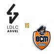 Match LDLC ASVEL - GRAVELINES-DUNKERQUE à Villeurbanne @ Astroballe - Billets & Places