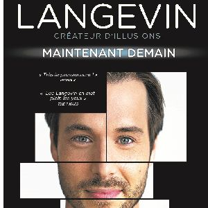 Luc Langevin  Maintenant, Demain
