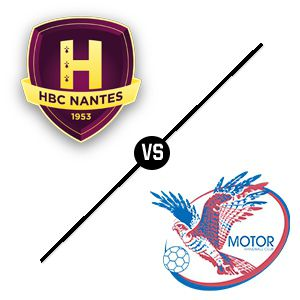 HBC Nantes - HC Motor Zaporozhye @ Palais des Sports de Beaulieu - NANTES
