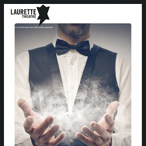 Sur les traces d'Arsène lupin : entre magie et mentalisme  @ LAURETTE THEATRE - PARIS